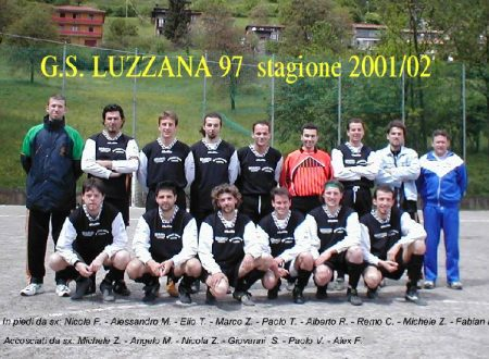Stagione 2001-02 – Luzzana 97