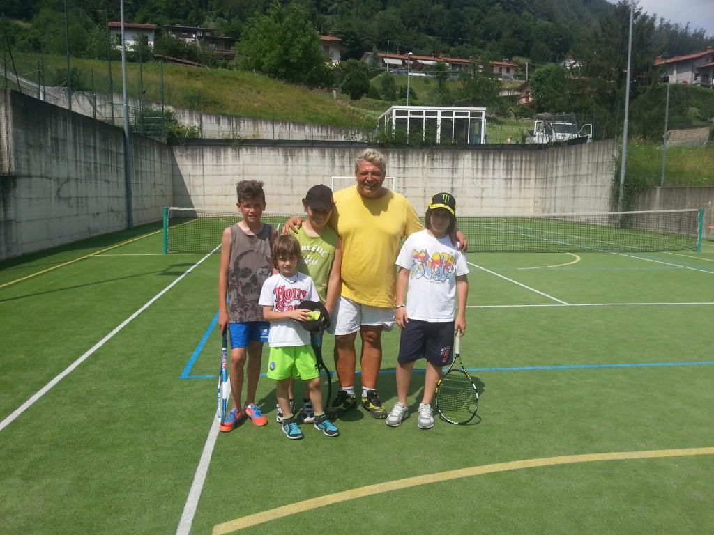 Corsi di tennis