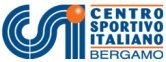 Logo CSI Bergamo