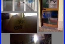 Ancora vandali in azione