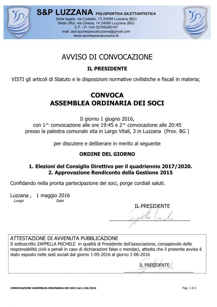 2016-05-01 Convocazione assemblea ordinaria dei soci1