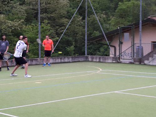 Corso di Tennis Giugno/Luglio 2016