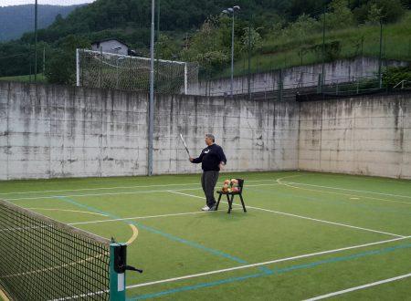 Corso di Tennis per adulti – Aprile 2017