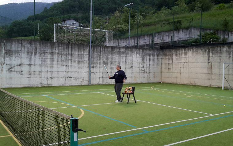 Corso di Tennis per adulti – Aprile 2019