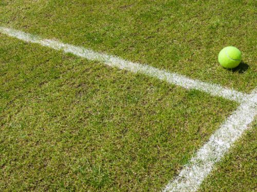 Riapertura campo da tennis